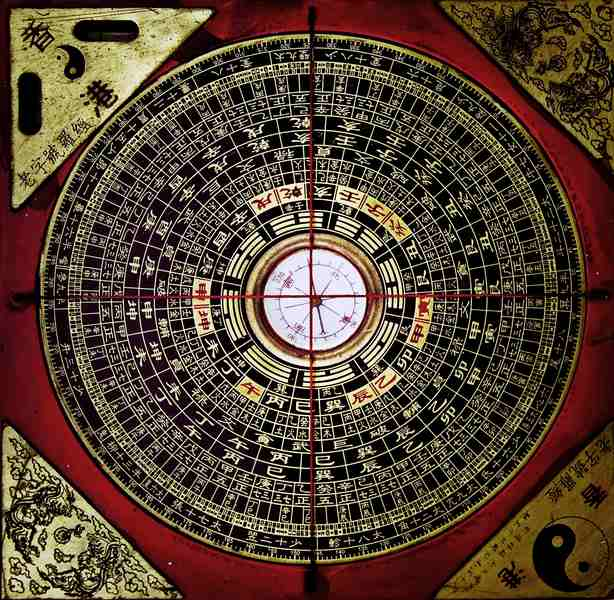 5 éléments Feng shui : le Feu, la Terre, le Métal, l'Eau et le Bois